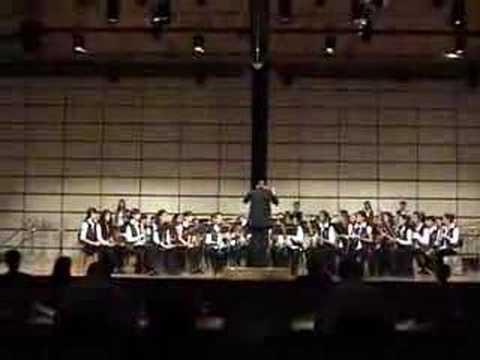 Ness-Ziona Youth Band plays 'Dror Ikra' - Cohen
