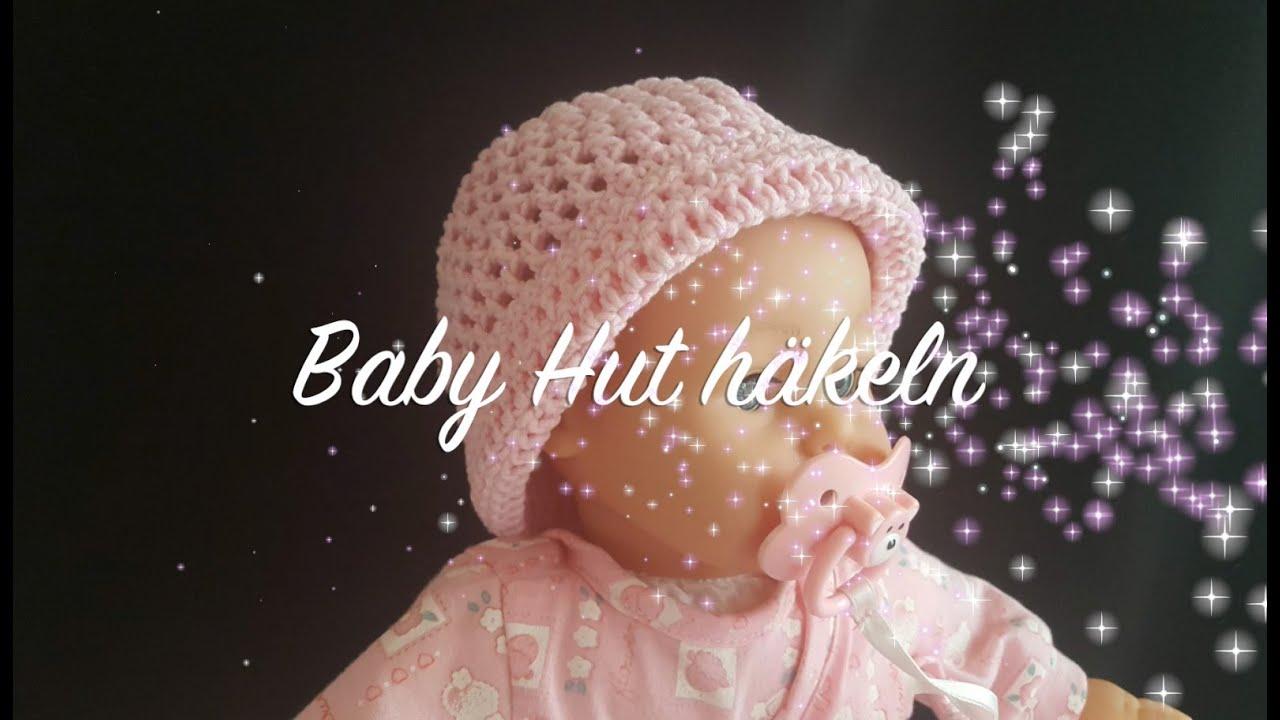 Baby Hut Häkeln Baby Mütze Häkeln Kindermütze Häkeln Häkeln