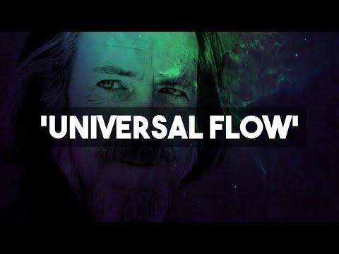 """UNIVERSAL FLOW""      Chill Lo-Fi Boom Bap Beat      Alan Watts Hip Hop Instrumental"