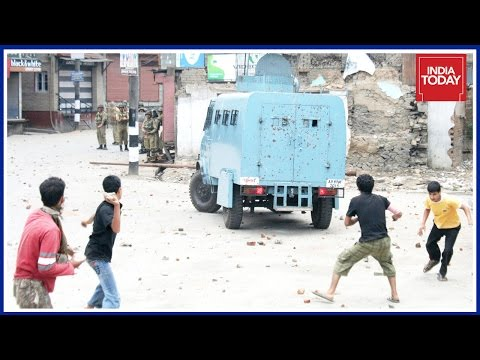 Operation Stone Pelters : Stone Pelting Mafia Exposed In Jammu & Kashmir | Part 1