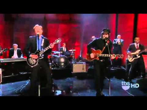 Jack White & Conan O'Brien - Twenty Flight Rock
