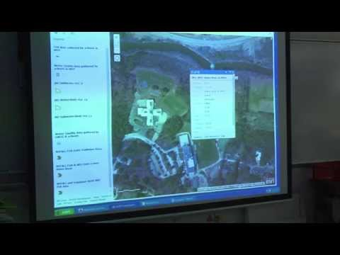 ArcGIS Online at Plymouth Regional High School, NH