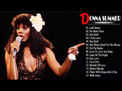 Best Songs of Donna Summer - Full Album Donna Summer NEW Playlist 2018