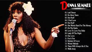 Best Songs of Donna Summer - Full Album Donna Summer NEW Playlist 2018