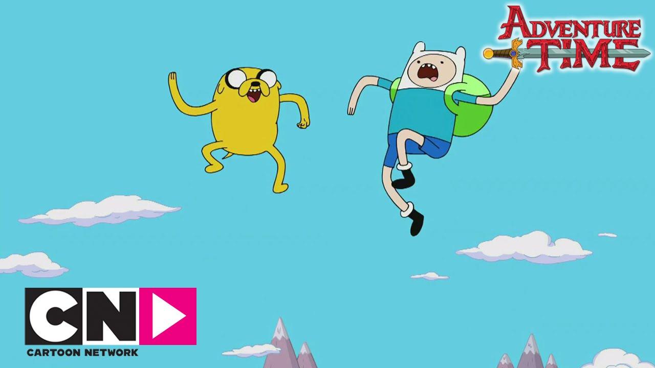 Ultimate High Five Adventure Time Cartoon Network