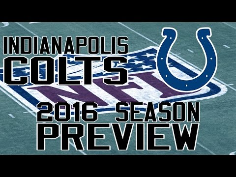 Indianapolis Colts 2016 Season Preview