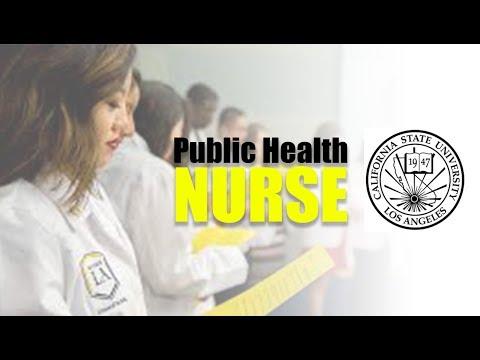 Public Health Nurse Promotional Video