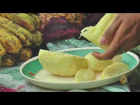 هذا الصباح-مهرجان خاص للأناناس في الهند  - نشر قبل 1 ساعة