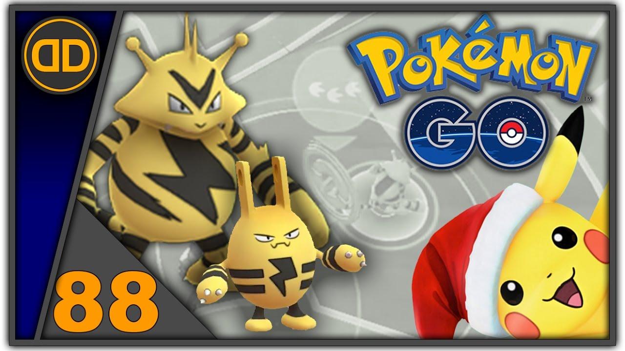 Pok mon go 88 die ganze elektek familie let 39 s play - Pokemon elektek ...