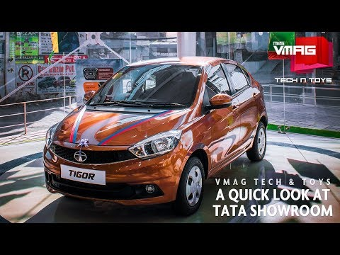 A Quick Look At TATA's Newest Showroom | Nepal Telecom Tech & Toys