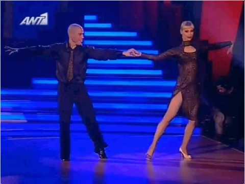 Μιχάλης Ζαμπίδης - Άννα Πολύζου: Tango