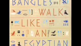 Bangles - Walk like an Egyptian (HQ Audio)