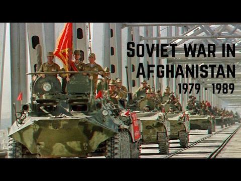 Война в Афганистане 1979-1989 • Soviet War In Afghanistan 1979-1989