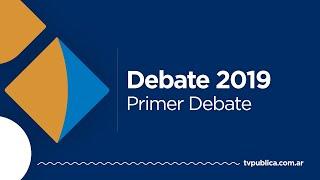 Primer_Debate_Presidencial_2019