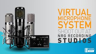 Virtual Microphone System Shoot Out At NRG Studios