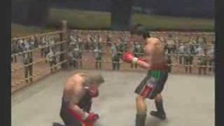 Victorious Boxers 2 *MEGA FIGHT* Martinez vs Arnie Gregory