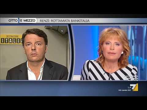 Matteo Renzi sul caso Bankitalia: ho sentito Gentiloni prima di ok a mozione di sfiducia a Visco