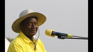 Museveni worried about NRM's method of selecting leaders and Political Funding