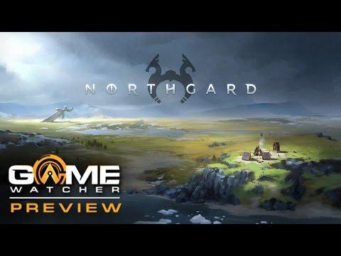 Northgard Gameplay First Look | GameWatcher