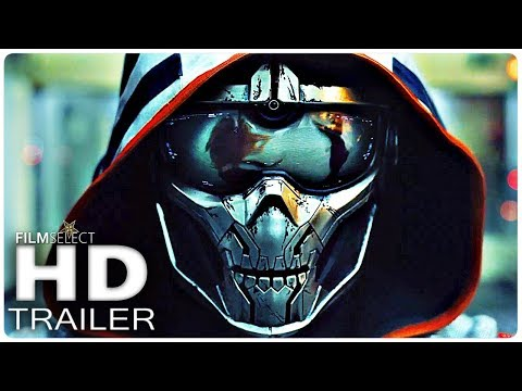 BLACK WIDOW Final Trailer (2020)
