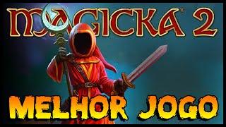 Melhor Jogo - Magicka 2 (Gameplay Aleatório)