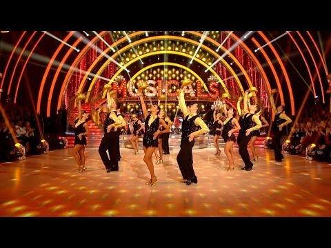 Musical Week Group Dance - Strictly Come Dancing: 2015 - BBC One