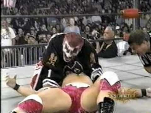 WCW Shaggy 2 Dope vs. Lenny Lane for the cruiserweight championship