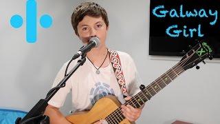 Galway Girl - Ed Sheeran - Cover by Ben Glanfield