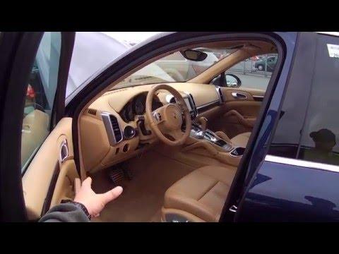MOSTRANDO & TESTANDO UM 2012 PORSCHE CAYENNE HYBRID 4WD!! PREÇO DE CARROS USADOS NOS ESTADOS UNIDOS!
