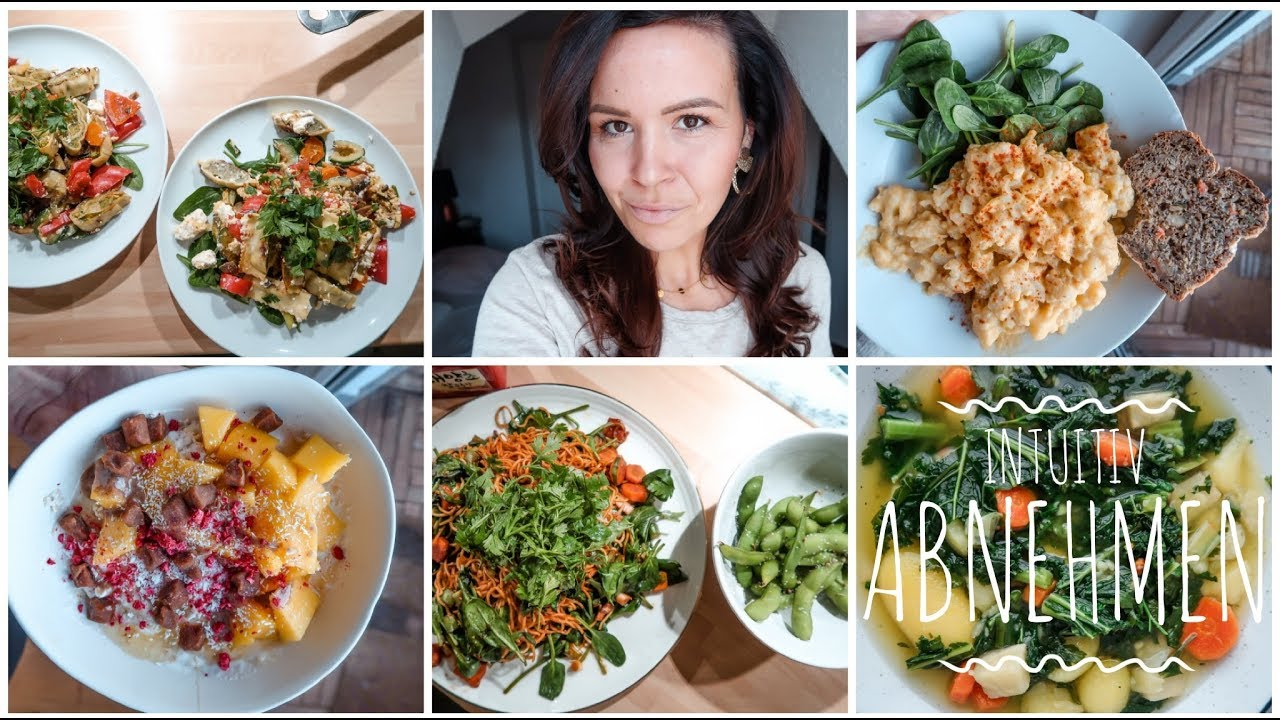 Vegane Diät mit 1300 Kalorien
