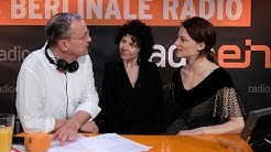 """""""Der Boden unter den Füßen"""" mit Marie Kreutzer und Valerie Pachner im Berlinale Nighttalk"""
