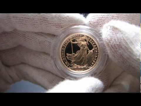 [HD] Britannia Two Coin Gold Proof Set - The Royal Mint
