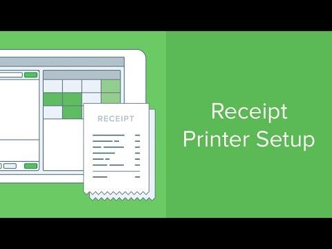 Receipt Printer Setup With Vend On IPad | Vend U