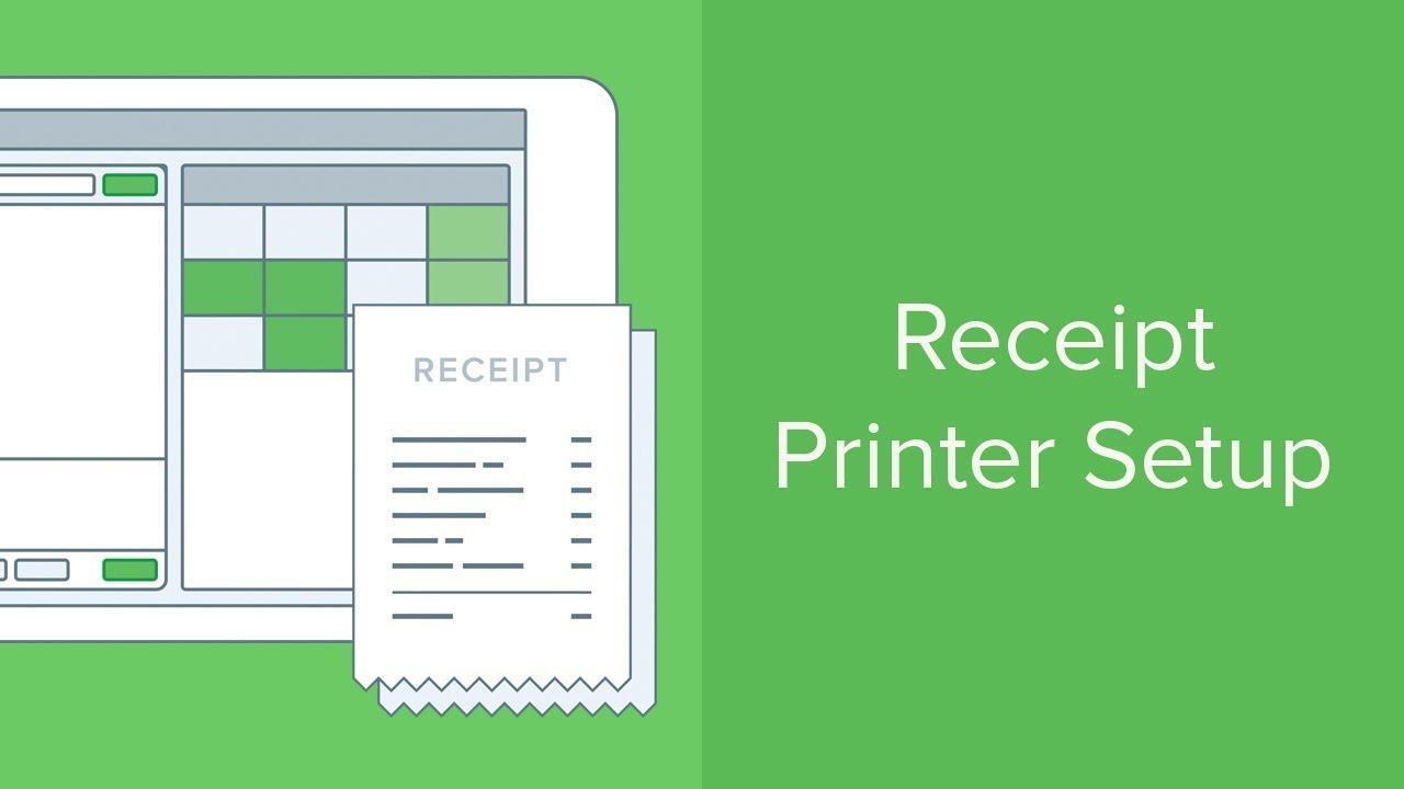 vend receipt printer