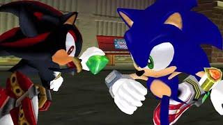 Sonic Narrative Breakdown - Sonic Spitball - Part 2