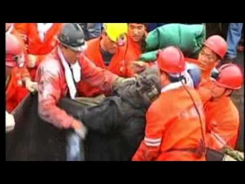 Workers Rescued From Flooded Coal Mine