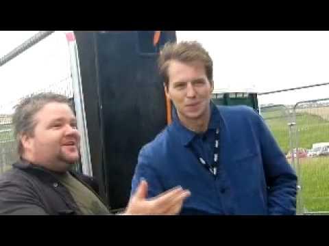 Karl interviews musician Alan Pownall