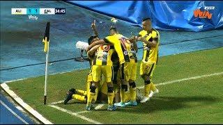 Alianza Petrolera vs Cali (3-2) Liga Aguila 2019-II   Cuadrangulares fecha 1