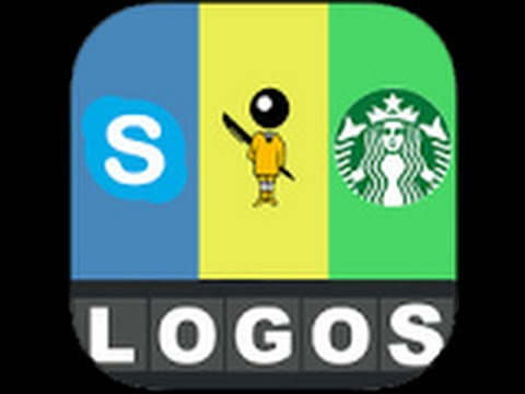 Logos quiz - level 3 answers