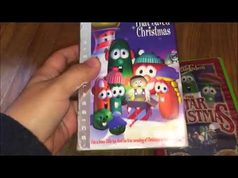 My Christmas VHS Collection 2017 Edition