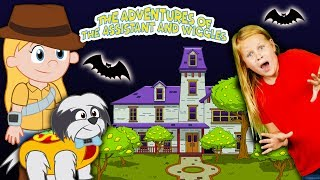 The Adventures of the Assistant and Wiggles: Episode 3 The Spooky Halloween Mystery