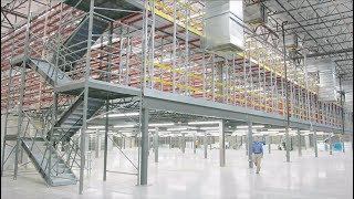 Solutions for Warehouses and Distribution Centers