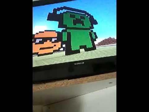 Présentation De Mais Pixel Art Avec La Team Panda Roux Youtube