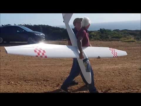 Slope Soaring Krause Modellbau Pilatus B4
