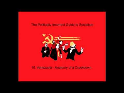 Venezuela-Anatomy of a Crackdown