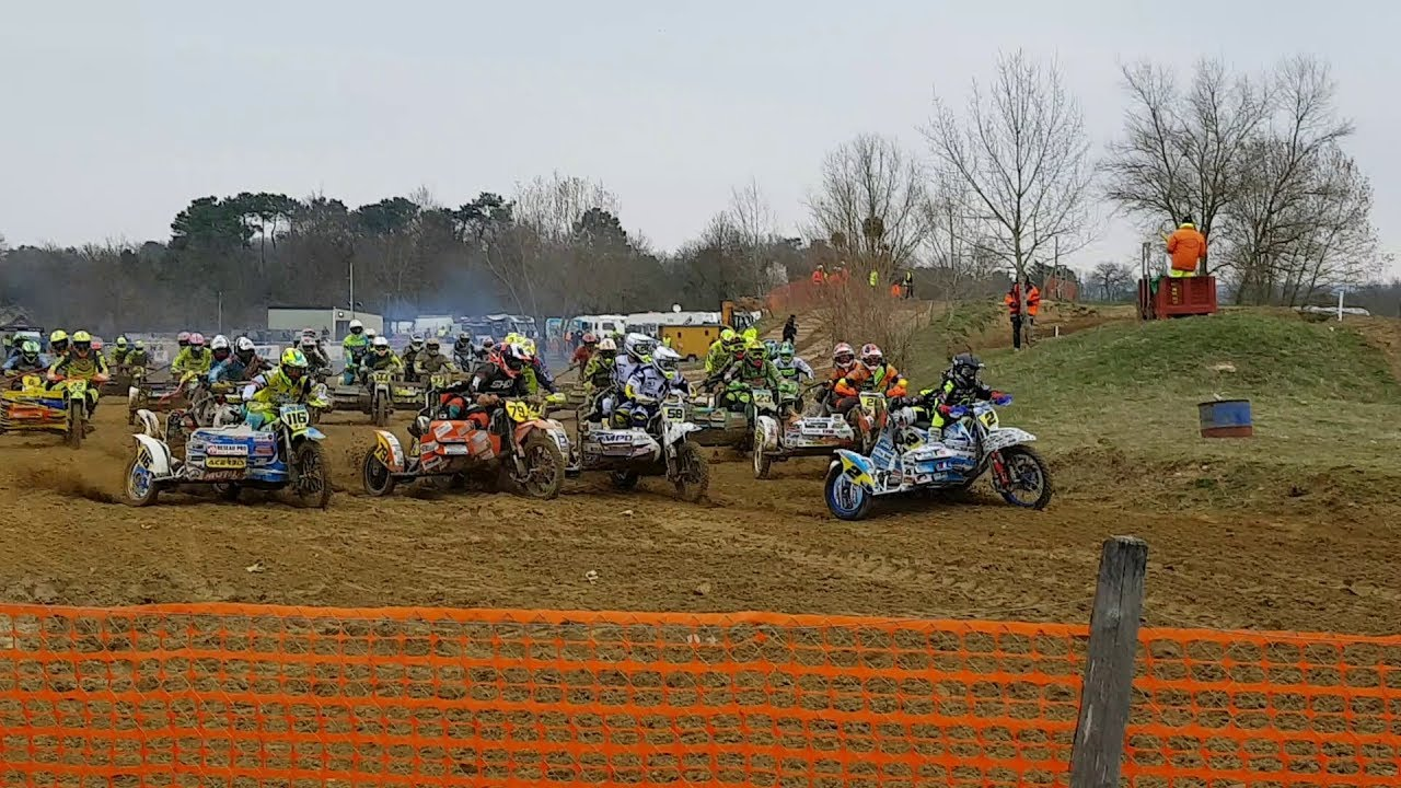 Calendrier Side Car Cross 2019.Championnat De France Side Car Cross Inter 2018