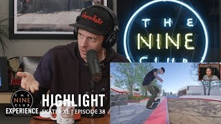 SKATER XL Review of Chris Roberts Courthouse Trick Challenge by Nightspeeds