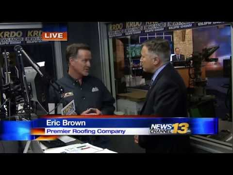 Premier Roofing Eric Brown Interview