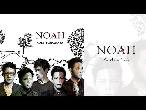 NOAH - Puisi Adinda (Official Audio)