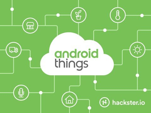 Android Things Blink with Raspberry Pi